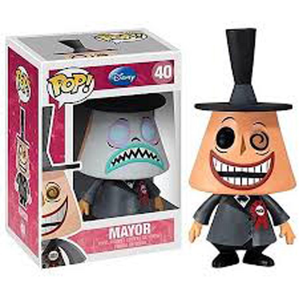 Disneys Nightmare Before Christmas The Mayor Pop! Vinyl Figure | Pop ...