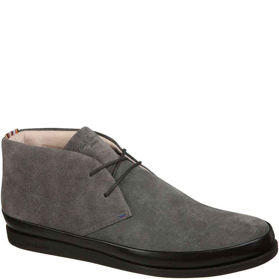 574a8644d8f Paul Smith Shoes Men's Loomis Chukka Boot - Piombo