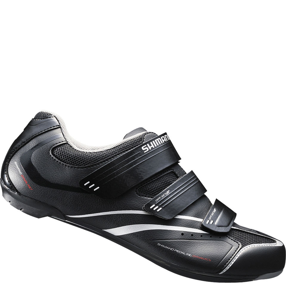 Shimano R078 Spd-Sl Cycling Shoes - Black