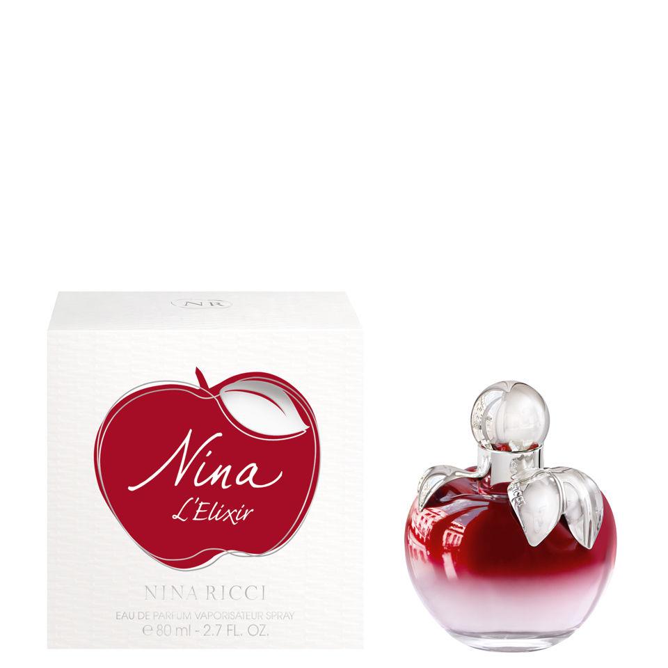 Ricci Eau De Parfum80ml Elixir Nina NOmw8vn0