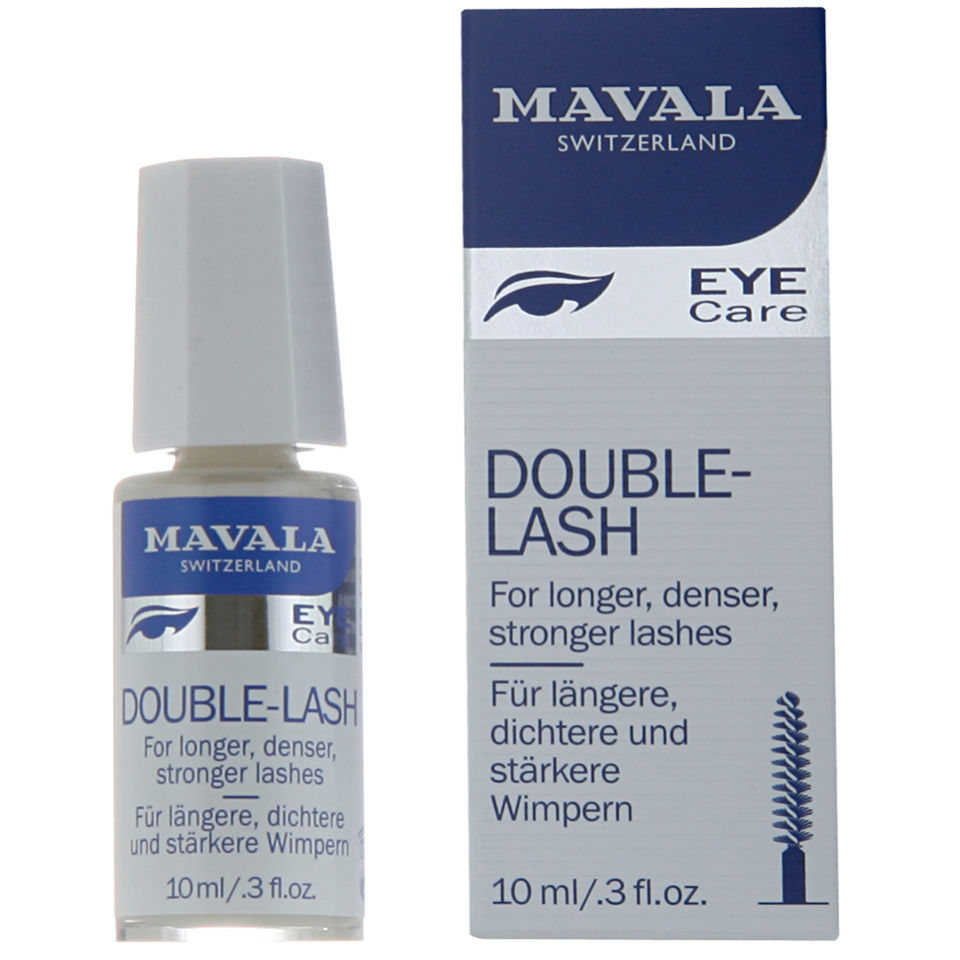 Mavala Eye Lite Double Lash Night Treatment 10ml Free Shipping