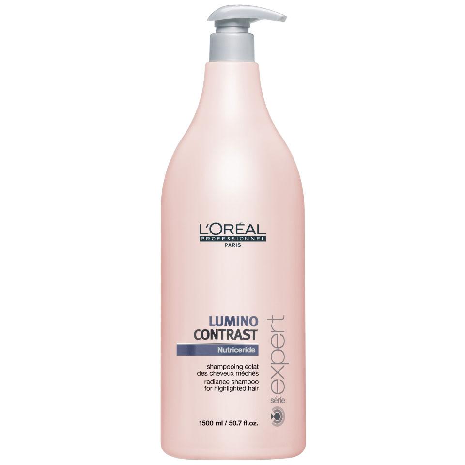 pumpe til loreal shampoo 1500 ml