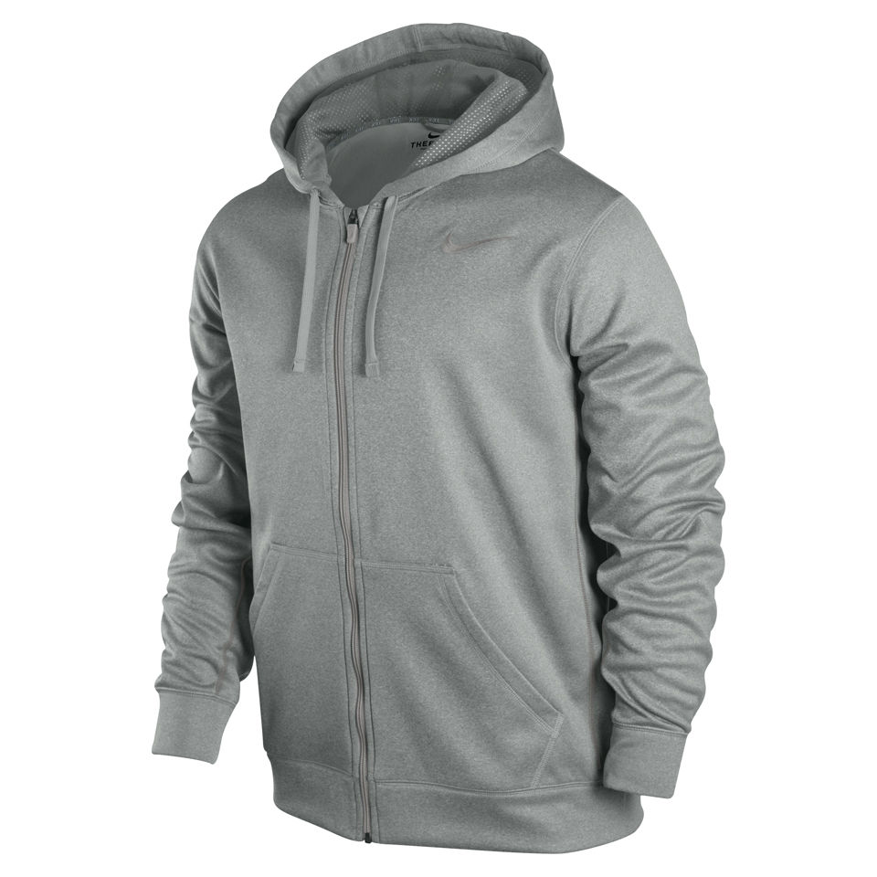 5d67bd28 Nike Men's KO Full Zip Hoody 2.0 - Grey | ProBikeKit.com