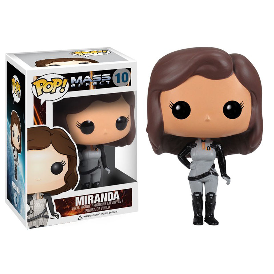 Mass Effect Miranda Lawson Pop! Vinyl Figure