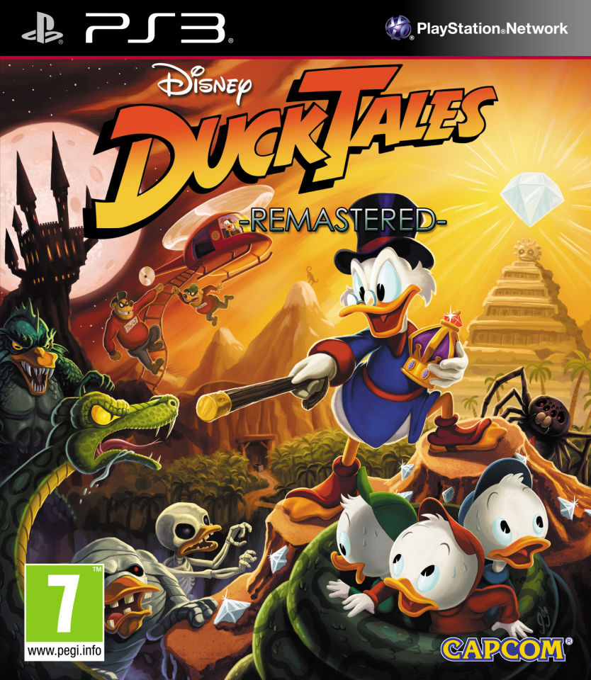 Duck Tales: Remastered