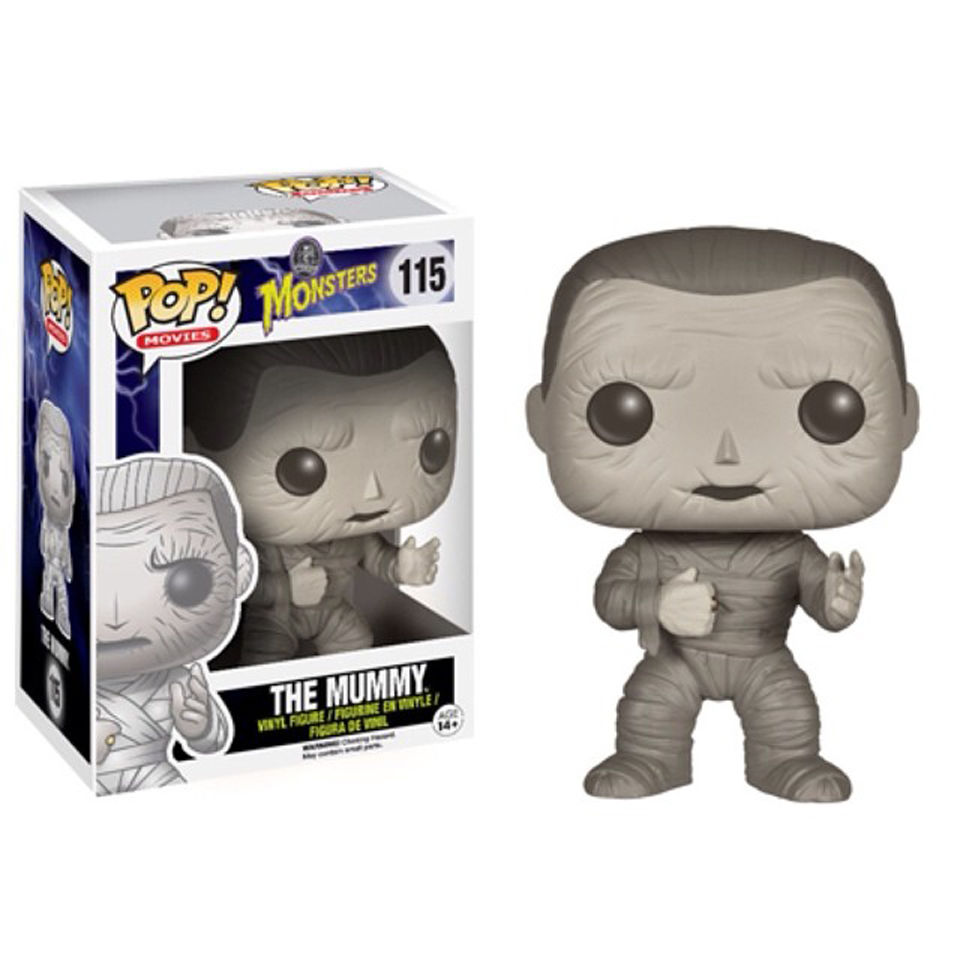 Universal Monsters Mummy Pop! Vinyl Figure