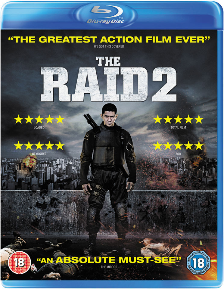 The Raid 2 Streamcloud