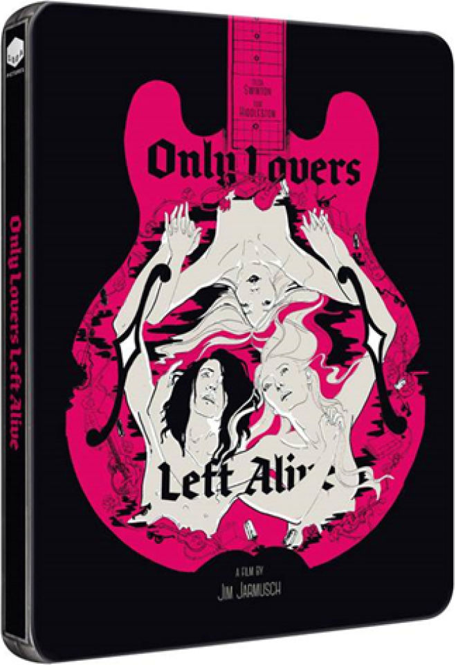 Only Lovers Left Alive - Zavvi Exclusive Limited Edition Steelbook (Ultra Limited Print Run)