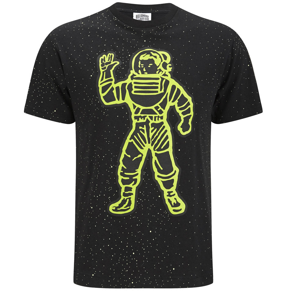 36603c79c Billionaire Boys Club Men's Galaxy T-Shirt - Black Clothing | TheHut.com