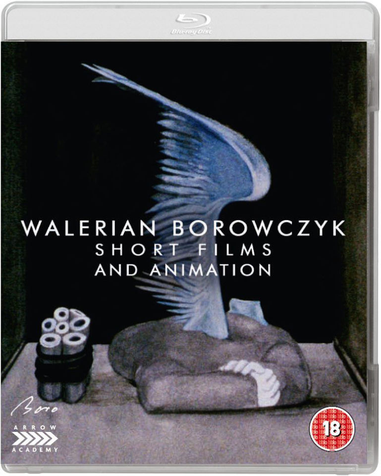 Walerian Borowczyk Short Films And Animation