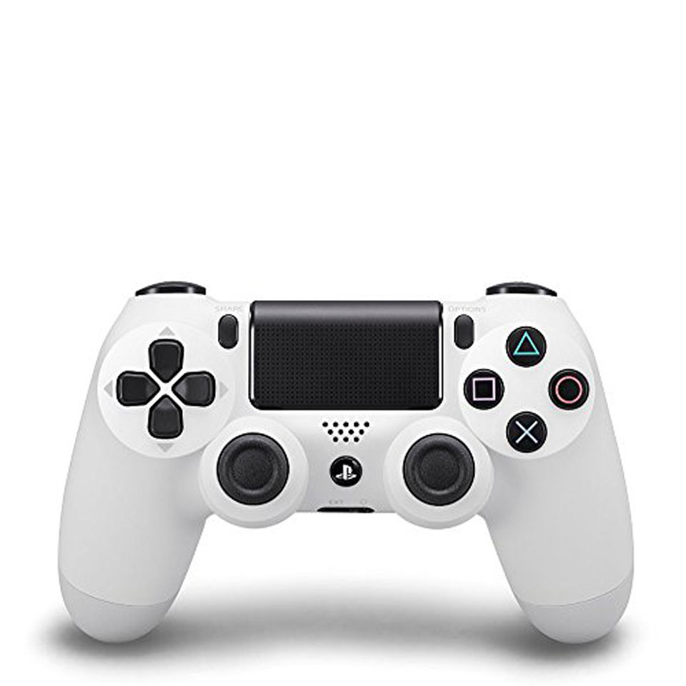 Manette Sony PlayStation 4 DualShock 4  -Glacier White