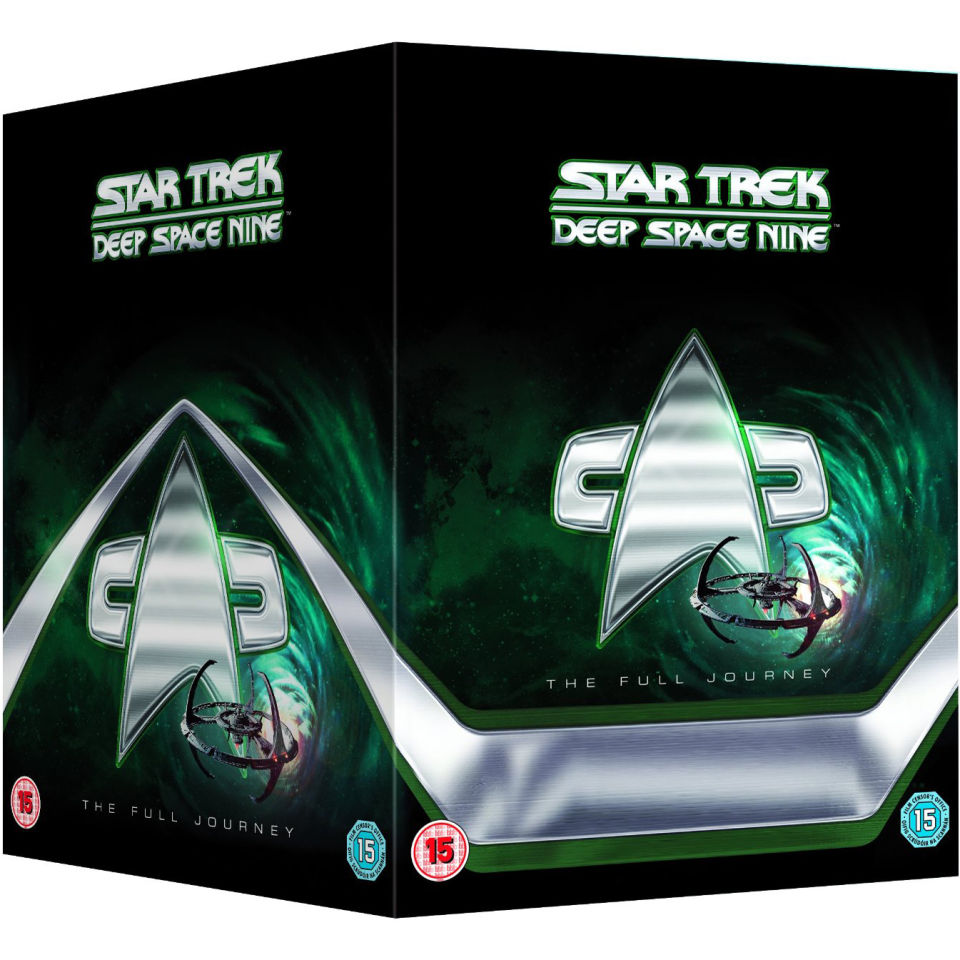 Star Trek Deep Space Nine Complete Re-Package