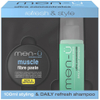 men-u Refresh and Style (Muscle Fibre Paste): Image 1
