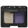 NARS Cosmetics High Seize Collection Kauai Duo Eyeshadow - Gold Lame/Iridescent Smokey Orchid: Image 1
