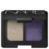 NARS Cosmetics High Seize Collection Kauai Duo Eyeshadow - Gold Lame/Iridescent Smokey Orchid: Image 1