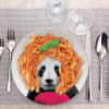 Assiette Panda - Wild Dining: Image 2