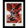 Batman Seeing Red - 30 x 40cm Collector Prints: Image 1