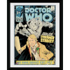Doctor Who Strike - 8x6 Framed Photographic: Image 1