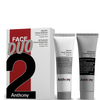 Anthony Anthony Face Duo (Limpiador facial gicólico y crema hidratante facial multiuso): Image 1
