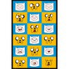 Adventure Time Expressions Maxi Poster - 61 x 91.5cm: Image 1