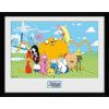 Adventure Time Group - 16 x 12 Inches Framed Photographic: Image 1