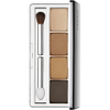 Paleta sombra de ojos 4 colores Clinique All About Shadow Teddy Bear: Image 1