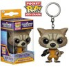 Marvel Guardians Of The Galaxy Rocket Raccoon Pocket Pop! Vinyl Key Chain: Image 1