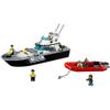 LEGO City: Police Patrol Boat (60129): Image 2