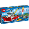 LEGO City: Fire Boat (60109): Image 1
