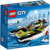 LEGO City: Race Boat (60114): Image 1