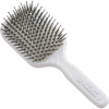 Kent AH9W AirHeadz Medium Fine Pin Cushioned Hair Brush - White: Image 1