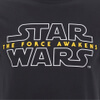 Star Wars Men's Force Awakens Logo T-Shirt - Black: Image 4