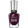 Sally Hansen Complete Salon Manicure Nagel Colour - Alles auf Black 14,7ml: Image 1