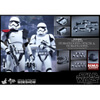 Hot Toys Star Wars 1:6 First Order Stormtrooper Officer and Stormtrooper Twin Set: Image 5
