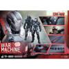 Hot Toys Marvel Captain America Civil War War Machine Mark III 12 Inch Figure: Image 5