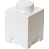 LEGO Storage Brick 1 - White: Image 1