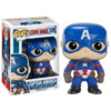 Marvel Captain America Civil War Captain America Pop! Vinyl Figure: Image 1