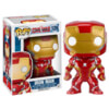 Marvel Captain America Civil War Iron Man Pop! Vinyl Figure: Image 1