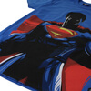 DC Comics Men's Batman v Superman Superman T-Shirt - Royal: Image 3