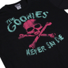 The Goonies Men's Skull T-Shirt - Black: Image 3