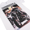 Terminator 2 Men's I Need Your Motor Cycle T-Shirt - White: Image 3