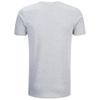 Harry Potter Men's Hogwarts Crest T-Shirt - Sport Grey: Image 4