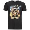 Harry Potter & Friends Men's T-Shirt - Black: Image 1