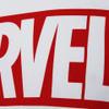 Marvel Comics Men's Core Logo T-Shirt - White: Image 4