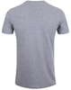 Marvel Men's Deadpool Marvel Deadpool T-Shirtports Grey: Image 4