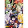 Dragon Ball Z Cell Saga - 24 x 36 Inches Maxi Poster: Image 1