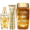 Kérastase Elixir Ultime Huile Lavante Bain 250 ml, Crème Fine 150 ml and Fine Hair Oil 100 ml Bundle: Image 1