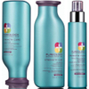 Pureology Strength Cure Shampoo, Conditioner (250 ml) og Fabulous Lengths Treatment (95 ml): Image 1