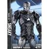 Hot Toys Marvel Iron Man 3 Iron Man Mark XV Sneaky 12 Inch Statue: Image 2