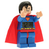 LEGO DC Comics Super Heroes Superman Mini Figure Clock: Image 4